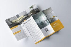 Giới thiệu về brochure