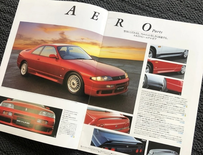 Mẫu in catalogue ngành xe hơi