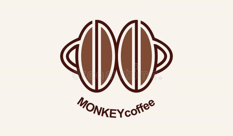 Thiết kế logo cafe lồng ghép