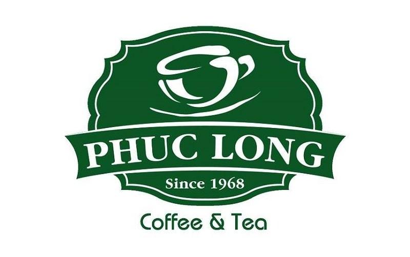 logo thương hiệu Phúc Long