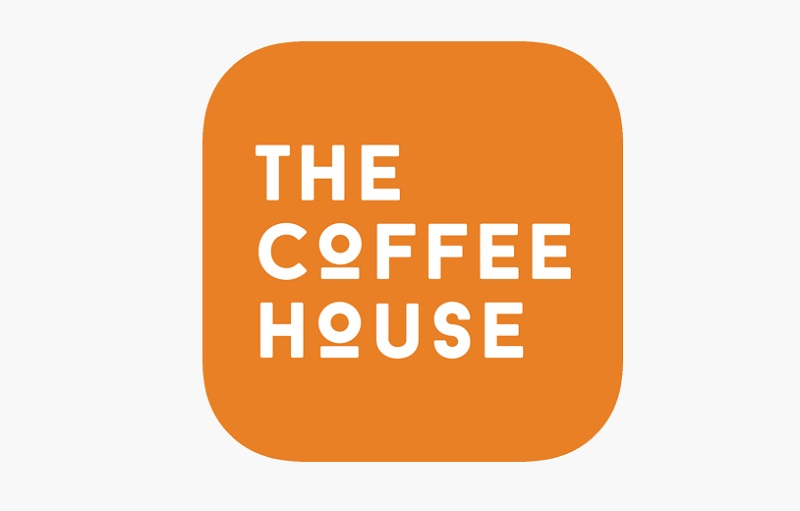 Logo cafe The Coffee House