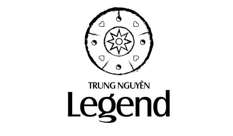 Logo hiện tại của cà phê Trung Nguyên