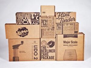 Hộp giấy không chỉ được sử dụng để bảo quản sản phẩm mà còn giúp nâng cao thương hiệu công ty